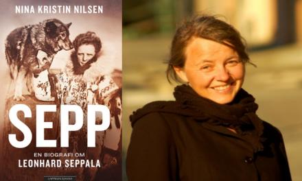 Møt forfatteren av boken om Seppala