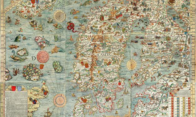 Vanhan kartan tarina