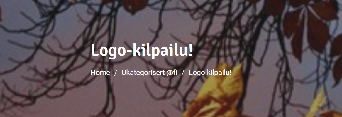 Konkurranse: Kan du designe ny logo til Norsk-Finsk Forening?