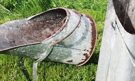 Vanhaa kuva: Koksikaarat – gamle koksbeholdere