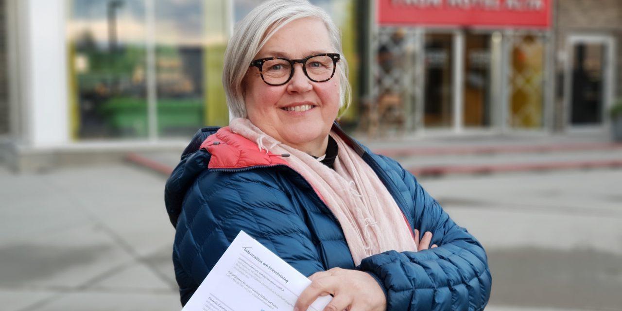 Gladnyhet til deg som er finsk i Norge: Nå kan du stemme per brev