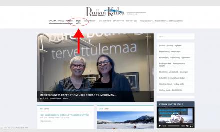 Vil du vite mer om kvenske og norskfinske forhold? Prøv et søk i arkivet