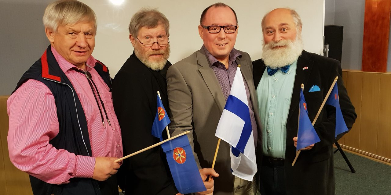 Velfortjent fest for Finland