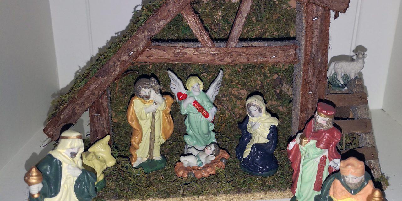 Juleevangeliet på kvensk