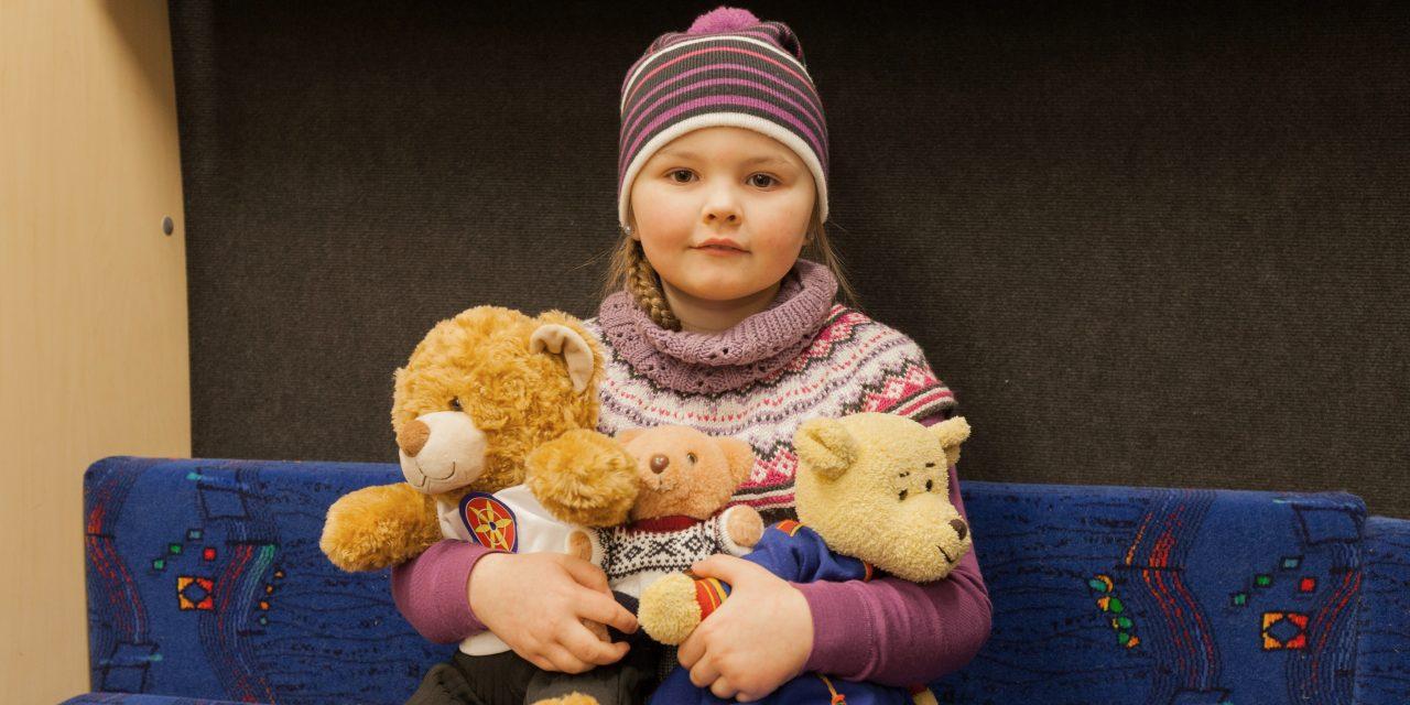 – Artig å lære kvensk og samisk