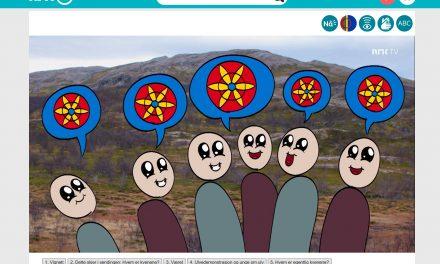 Kvensk fokus på NRK Supernytt