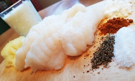 Fiskebrød og fiskebrød spesial