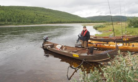Tenojoki ja kalastussopimus