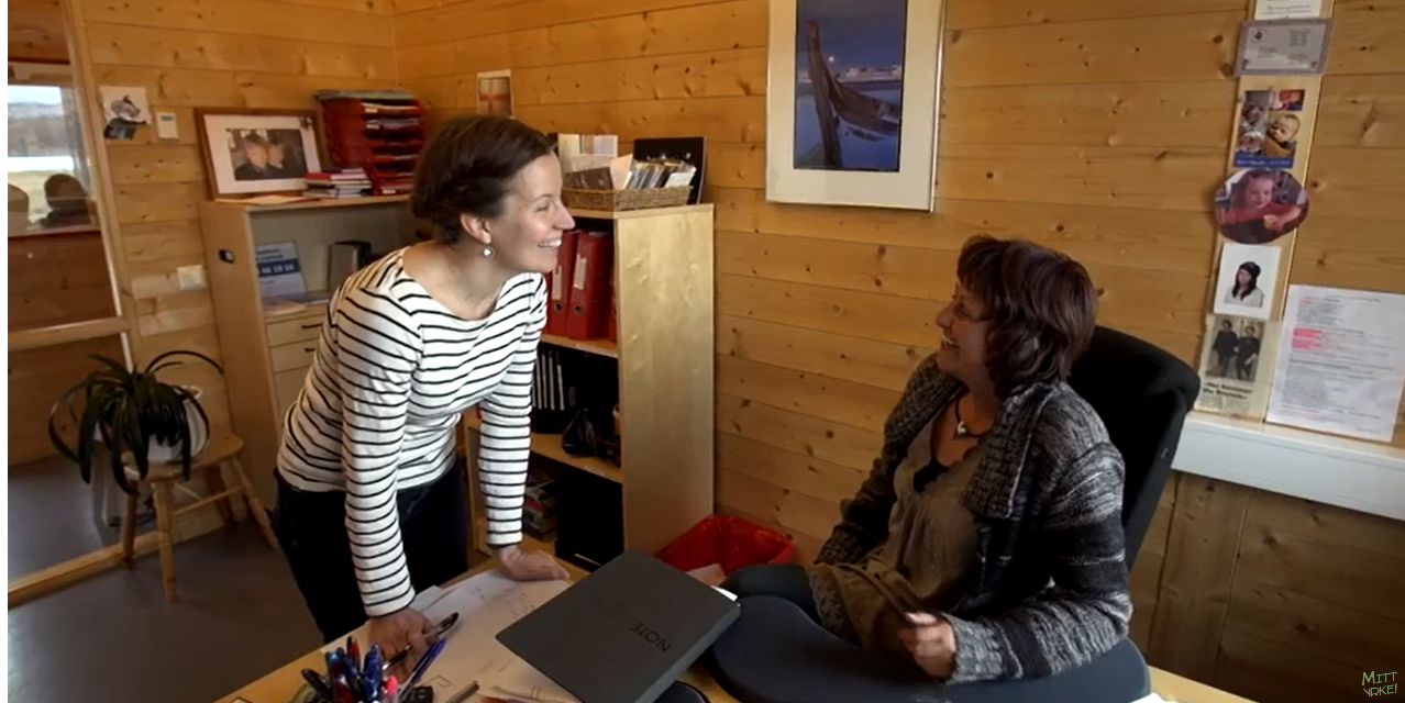 Mitt yrke: Kvensk språkforsker
