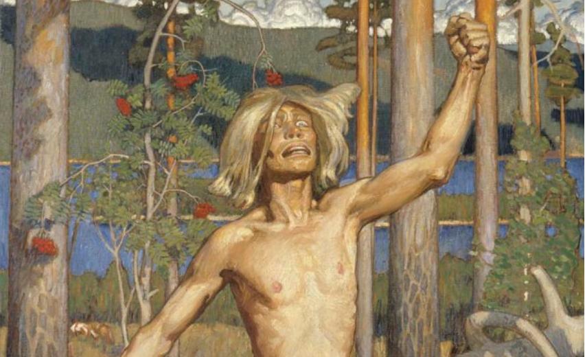 Kalevala 170 år