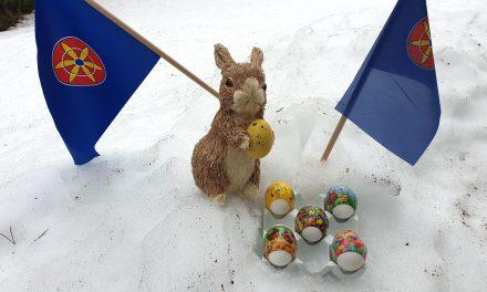 God påske • Hyvä pääsiäinen
