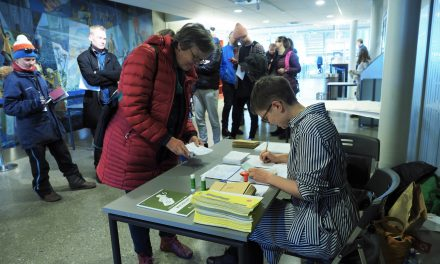 Eduskuntavaalien ennakkoäänestys ulkomailla ohi