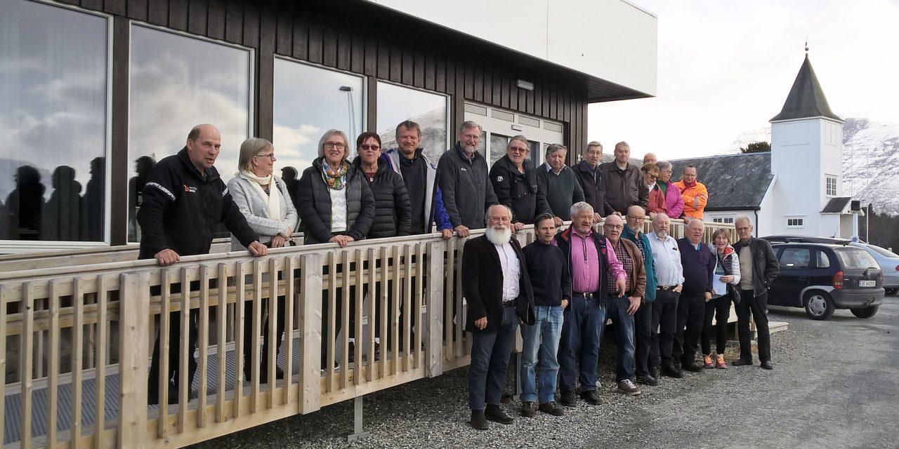 – Bemerkelsesverdige hull i norgeshistorien