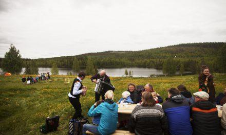 Jubileum og solfest – Tornedalen i kulturell medvind