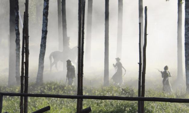 Møtes ved foten av Finnskogen