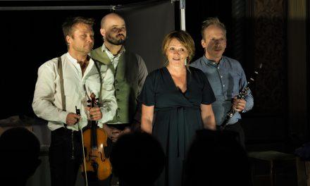 Kulturkveld med Finsk fare i Lyngen