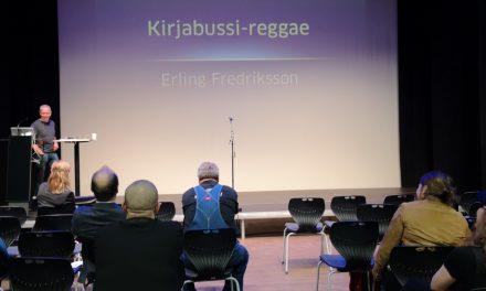 Reggaelåt som kvensk språkverktøy