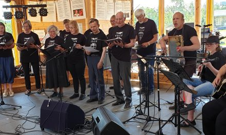 Ruijan Kaiku video fra Kipparin: Kvenske sangfugler fra Nord-Troms