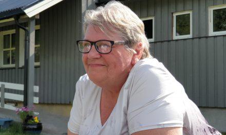 Anne-Gerd blir til kvenhuset står