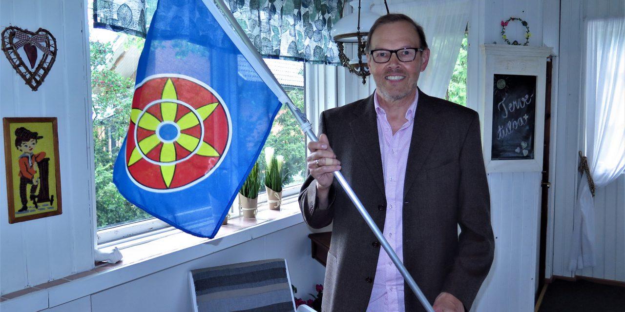 Håper kvenflagget vil vaie utenfor Oslo rådhus