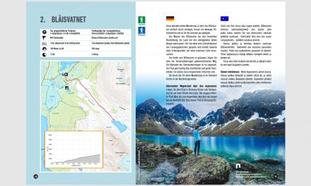 Vajeltamisinfo: Blåisvatnet (sinisenjäänjärveä)