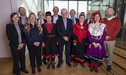 Kommisjonen besøker Bugøynes og Vadsø