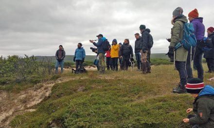 Viste stolthet over bygdas kvenske historie