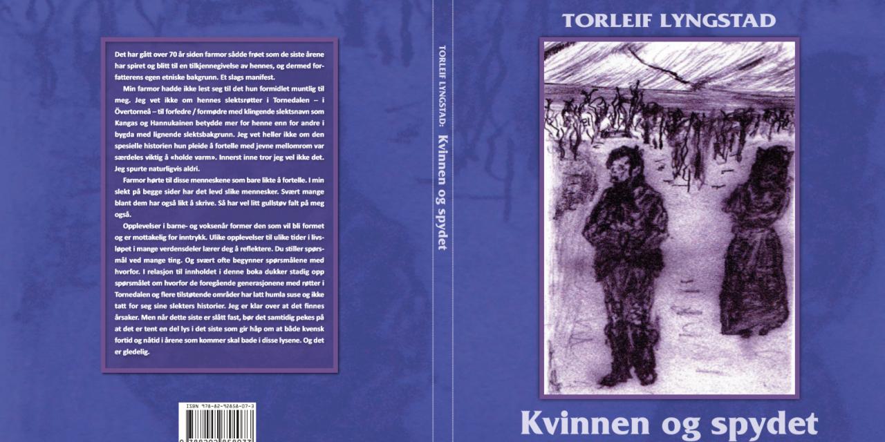 «Boken synliggjør kvensk fortellertradisjon»