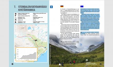 Vajeltamisinfo: Steindalen (Kivetänvankka)