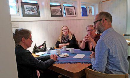 Hjertevarme på finsk i Bugøynes