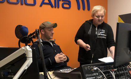 Ruijan Radio: Her hører du oss