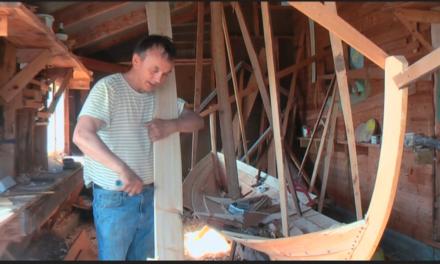 Båtbygging i Porsanger ble dokumentarfilm