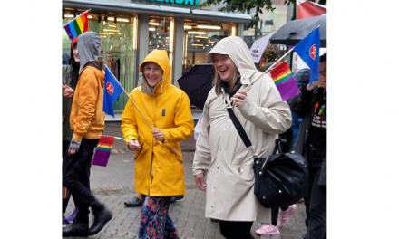 Kvensk Pride i Trondheim