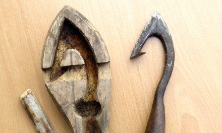 Harpunhode • Harppunan kärki