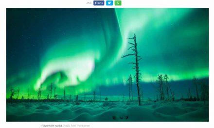 Taivhaanvalkkeet – vaara ihmiskunnale?