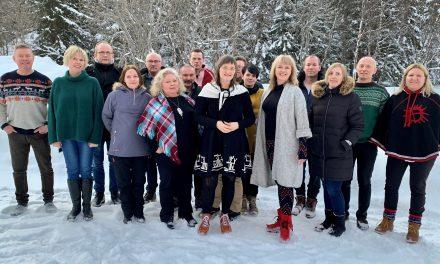 Kåven fikk fornyet tillit: – Spennende tid for Nordkalottfolket