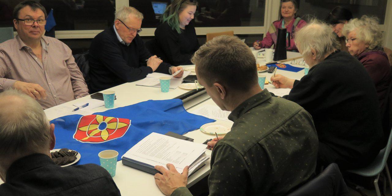 Naimak valgt som ny leder i Tromsø