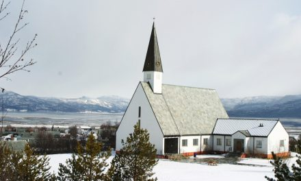 Tjuvstarter feiringen med kvensk gudstjeneste