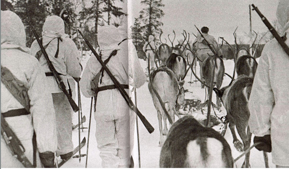 Minneskirenn for vinterkrigen – Talvisodan muistohiihto