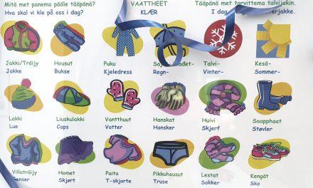 Onnee päiväle – gratulerer med den kvenske språkdagen
