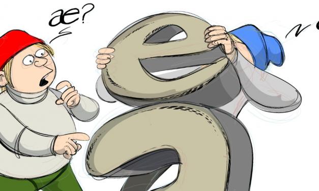 Tøddel-trøbbel? • Prikkuprobleemi?