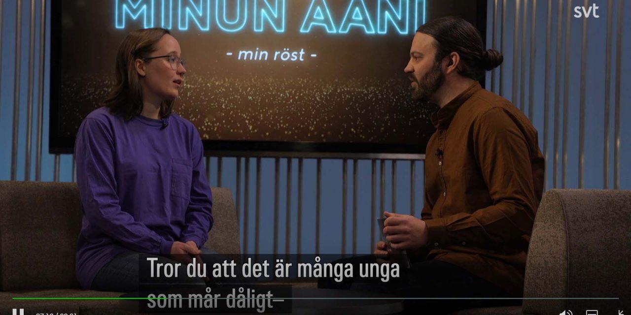 SVT startet talkshow på meänkieli
