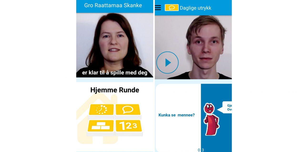 Nå kan du lære kvensk gjennom ny spill-app