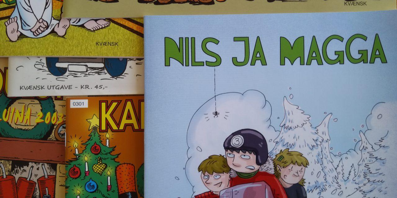 Lämmin muistelus Finmarkusta