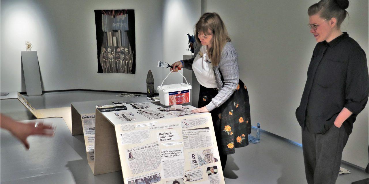 Viser kvensk kunst i sommer