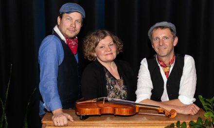 Kirkekonsert med trio fra Troms