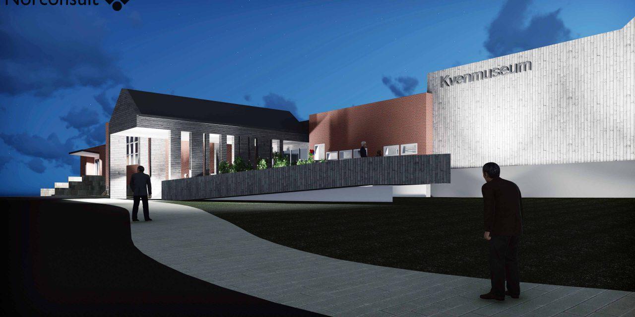Nye Ruija kvenmuseum åpner til høsten