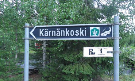Kvenske slektsnavn langs finske veier