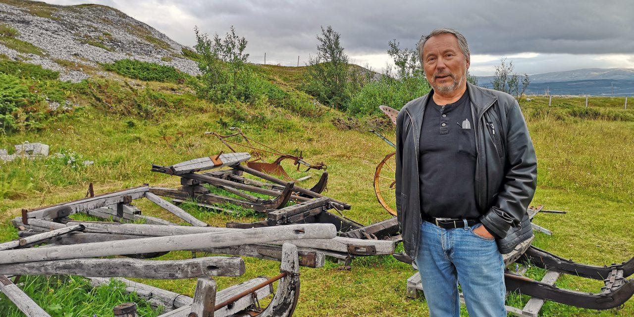 Ruijan Radio: Jan kunne ikke la sledene havne på dynga
