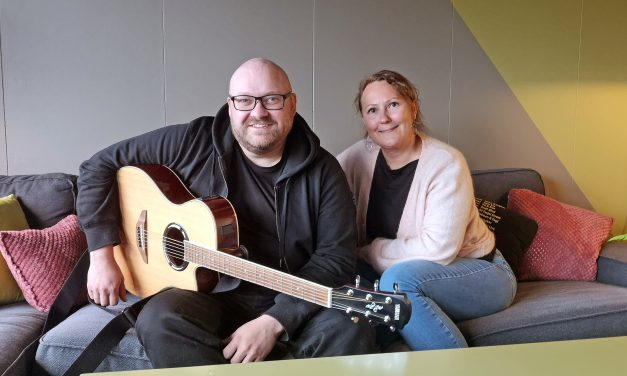 John Kåre + Trine = søt kvensk musikk